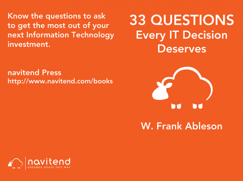 33 Questions Every IT Decision Deserves